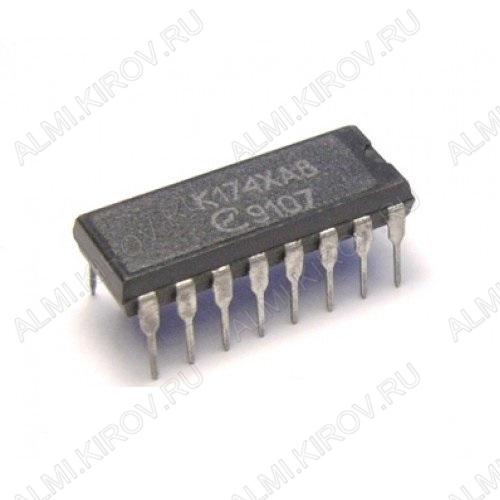 Микросхема К174ХА9(A640)