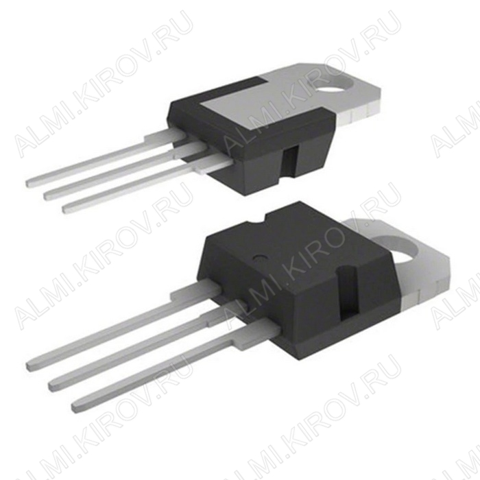 Транзистор MJE13005 Si-N;S-Reg;700/400V,4A,75W