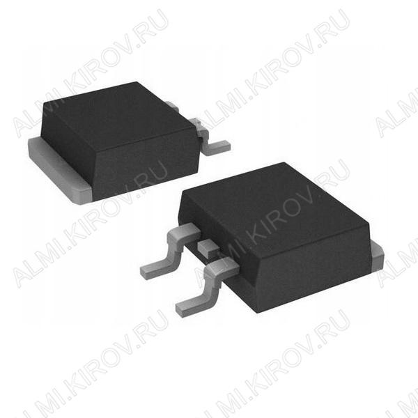 Транзистор IRFZ44NS MOS-N-FET-e;V-MOS;55V,49A,0.0175R,94W
