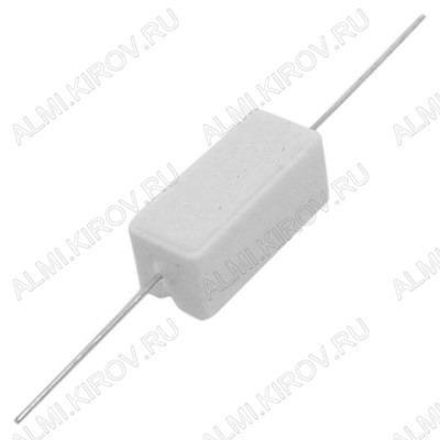 Резистор 5,6 Ом 5Вт