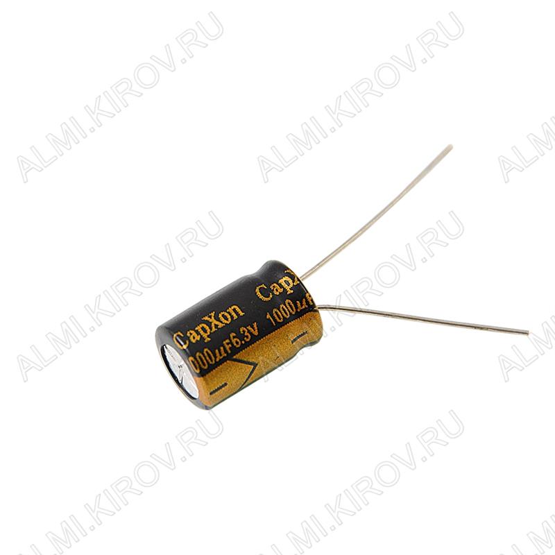 Конденсатор CAP1000/6.3V 0812 +105C компьютерные