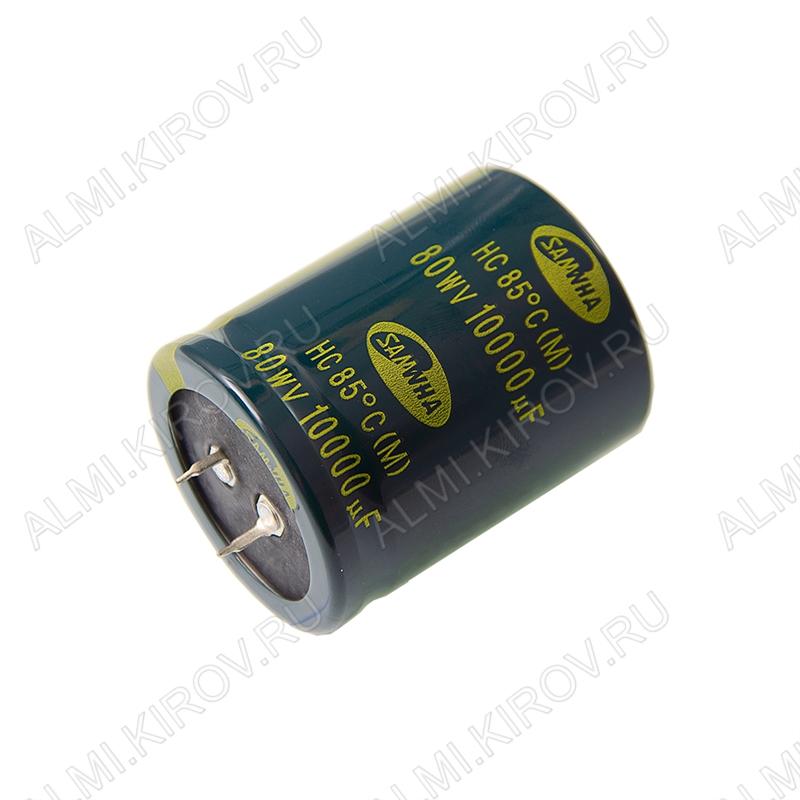 Конденсатор CAP10000/80V 4050
