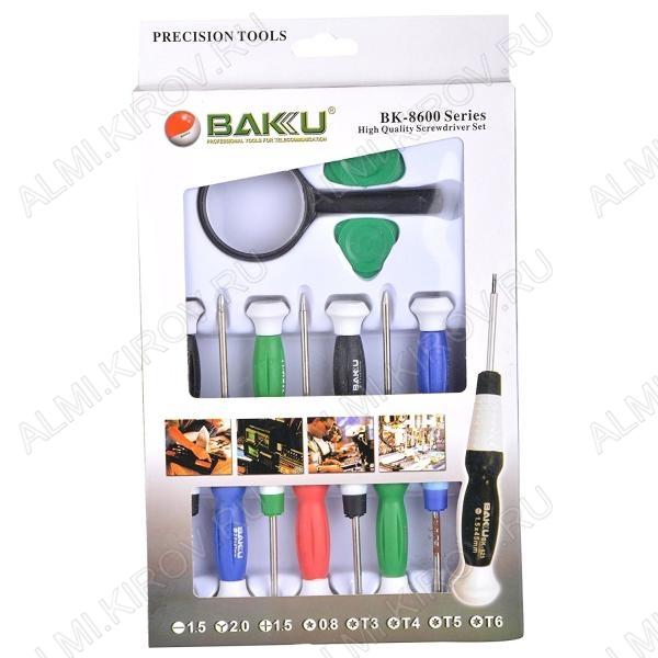 Набор отверток  BAKU-8600-1
