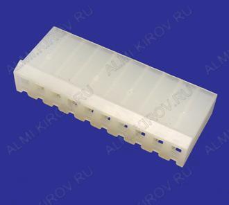 Разъем PHU-10 Розетка на кабель, 10к, 3.96