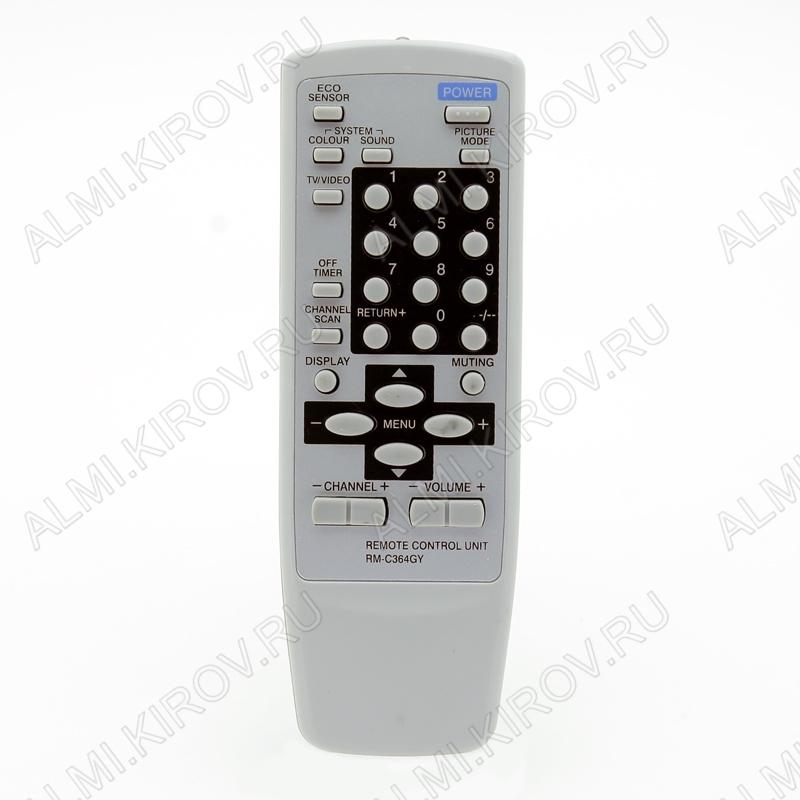 ПДУ для JVC RM-C364 TV