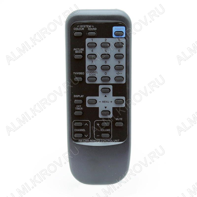 ПДУ для JVC RM-C565 TV