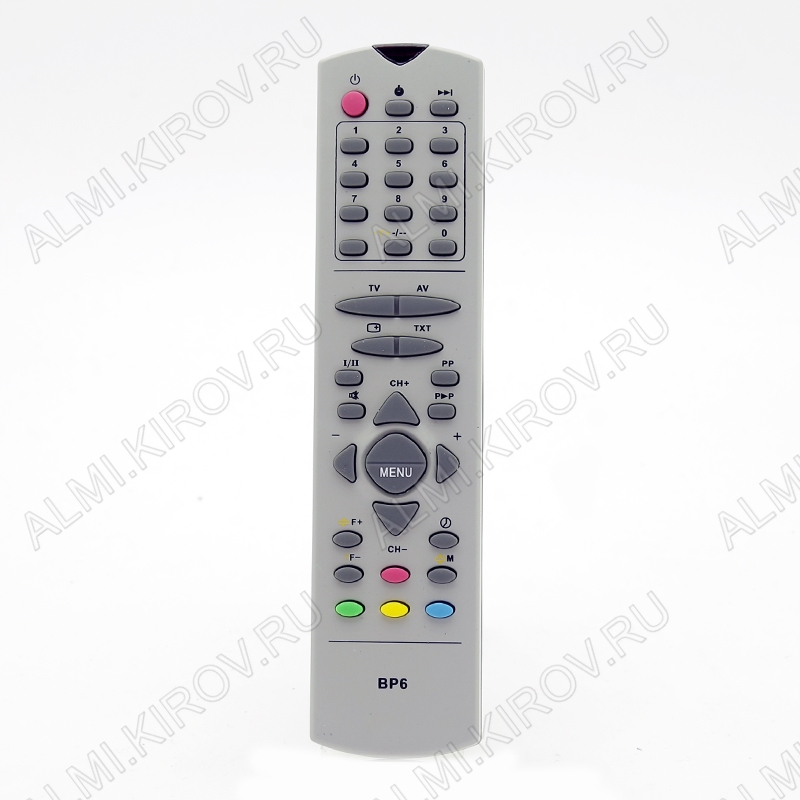 ПДУ для RC-6-5 BP6 (HORIZONT) TV
