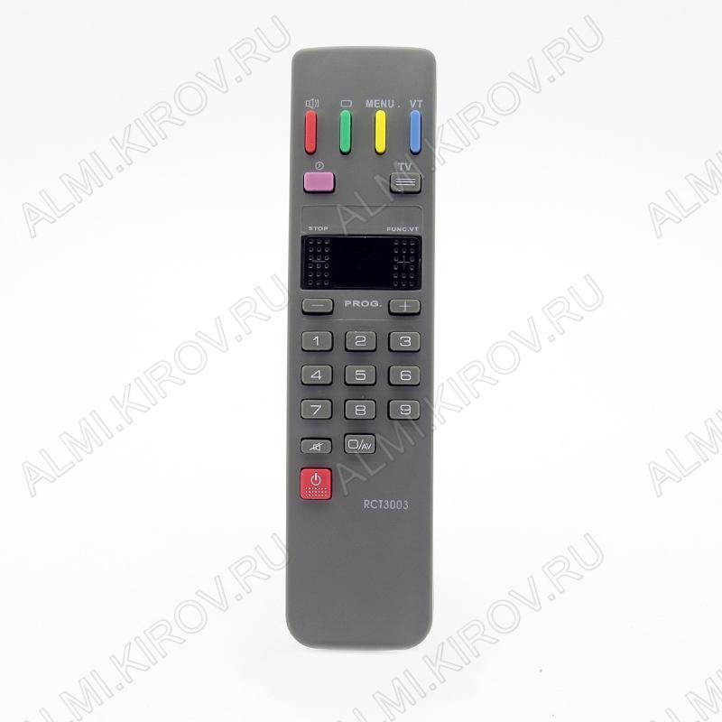 ПДУ для THOMSON RCT-3003 TV