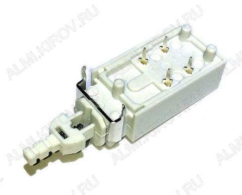 Сетевой выключатель LG{SW07} KDC-A14-1 4pin низкая