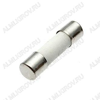 Предохранитель 0.5A ВП1-1 4*15 мм, керамика, безвыводные