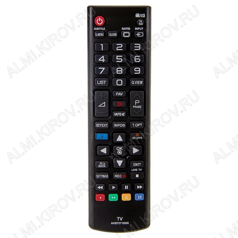 ПДУ для LG/GS AKB73715659 LCDTV