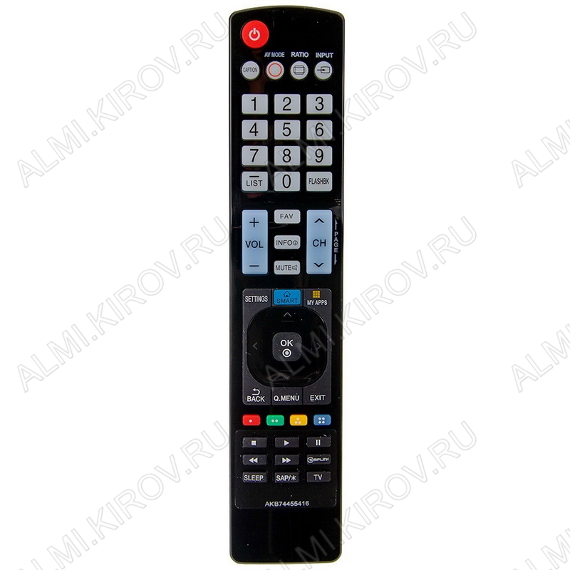 ПДУ для LG/GS AKB74455416 LCDTV