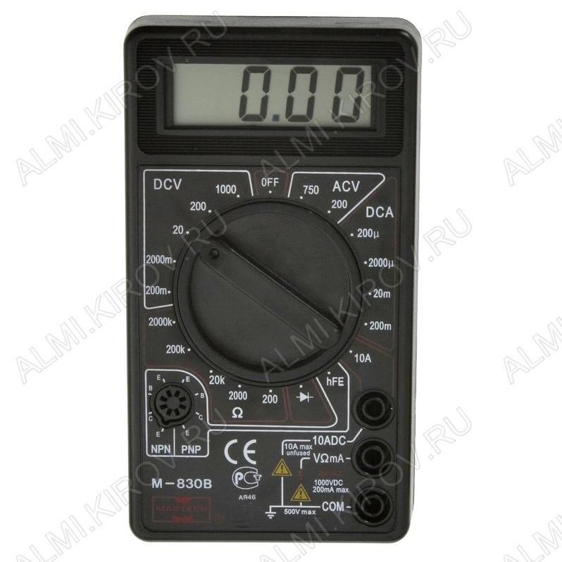 Мультиметр M-830B (гарантия 6 месяцев)