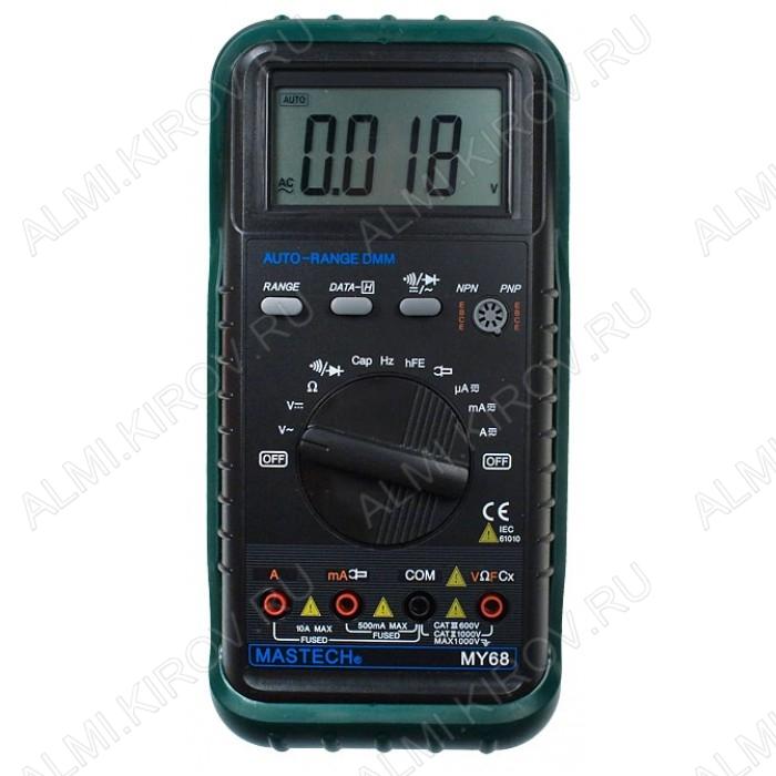 Мультиметр MY-68 (гарантия 6 месяцев)