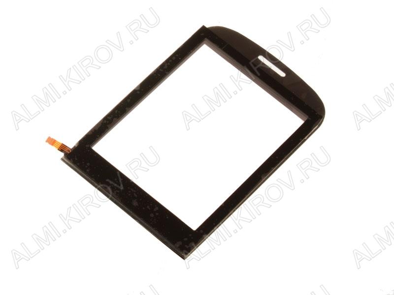 ТачСкрин для Alcatel OT-720 черный (Распродажа)