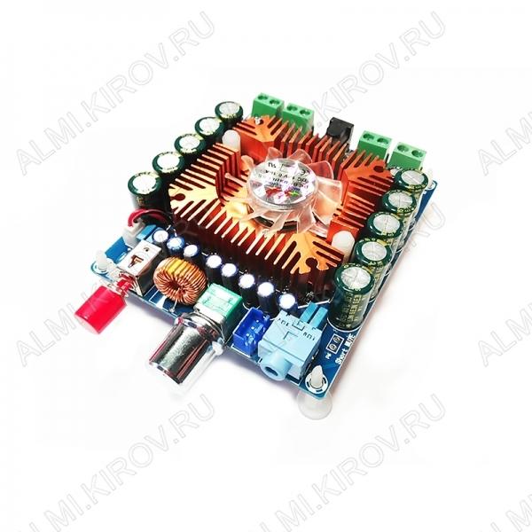 Радиоконструктор Усилитель 4х80Вт BM2043Pro (на TDA7850) (Распродажа) Автомобильный усилитель НЧ, обладающий малым коэффициентом нелинейных искажений и уровнем собственных шумов.Мощность до 80 Вт на нагрузке 2 Ом