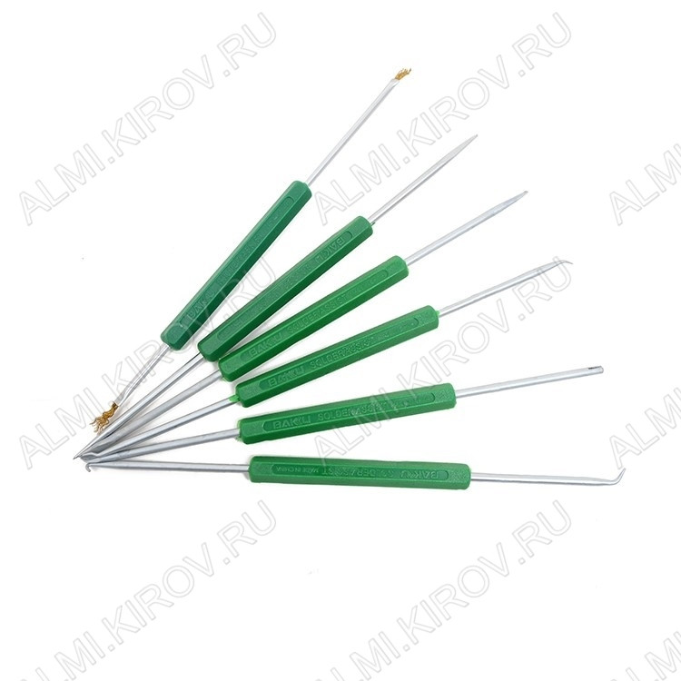Набор инструментов BK-120 Soldering Assist Tools Set 6 предметов