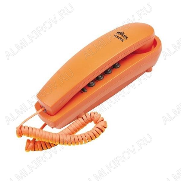 Телефон RT-005 orange