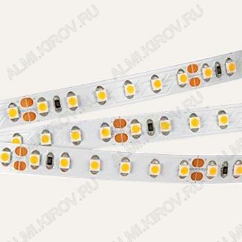 Лента светодиодная (3528*2) синий SMD3528-600B-12 ЭКОНОМ (цена за 1м)  12V, 0.8A/м, 120 LED/м, ширина 8мм, IP23