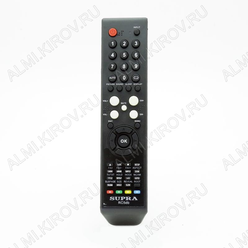 ПДУ для SUPRA RC5dB LCDTV