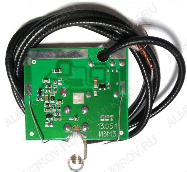 Антенный усилитель УКАТ-31 Для антенн Дельта H1381A, H111A-02F 12V с F-разъемом