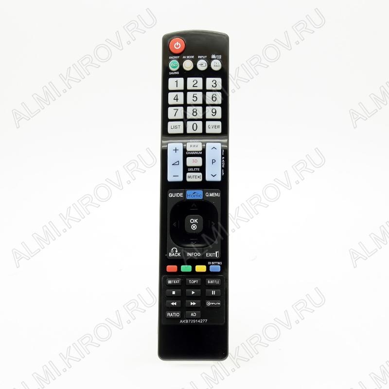 ПДУ для LG/GS AKB72914277 LCDTV