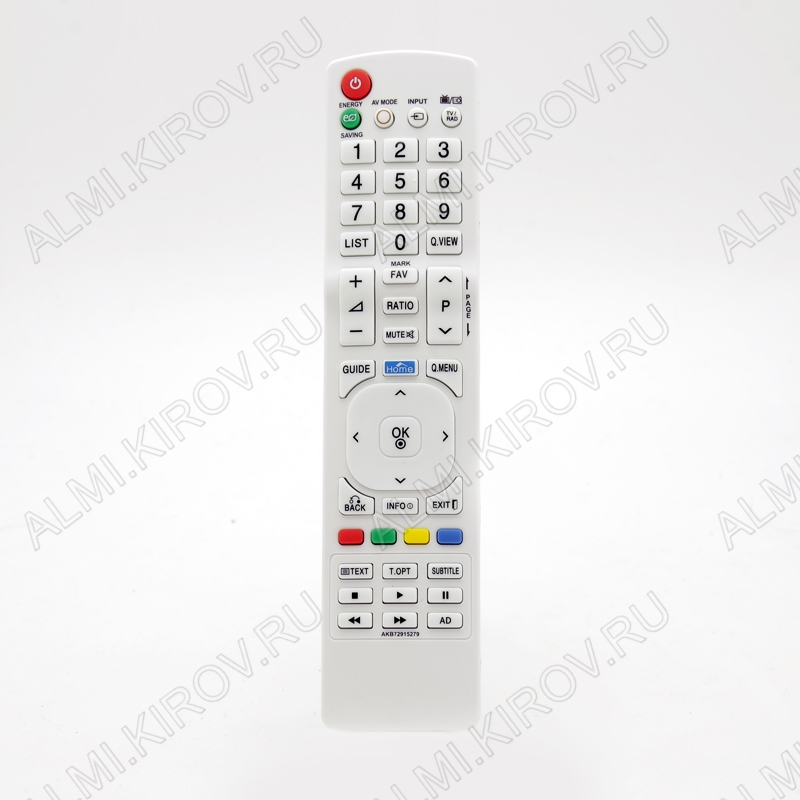 ПДУ для LG/GS AKB72915279 LCDTV