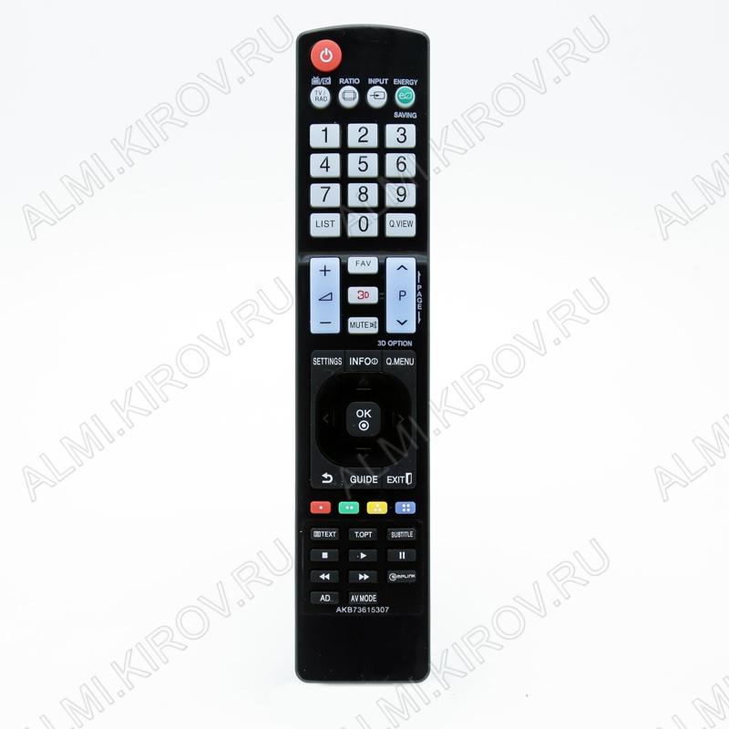 ПДУ для LG/GS AKB73615307 LCDTV
