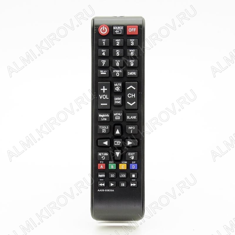 ПДУ для SAMSUNG AA59-00630A LCDTV