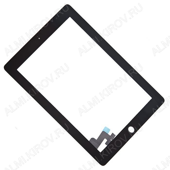 ТачСкрин для Apple iPad 2 черный
