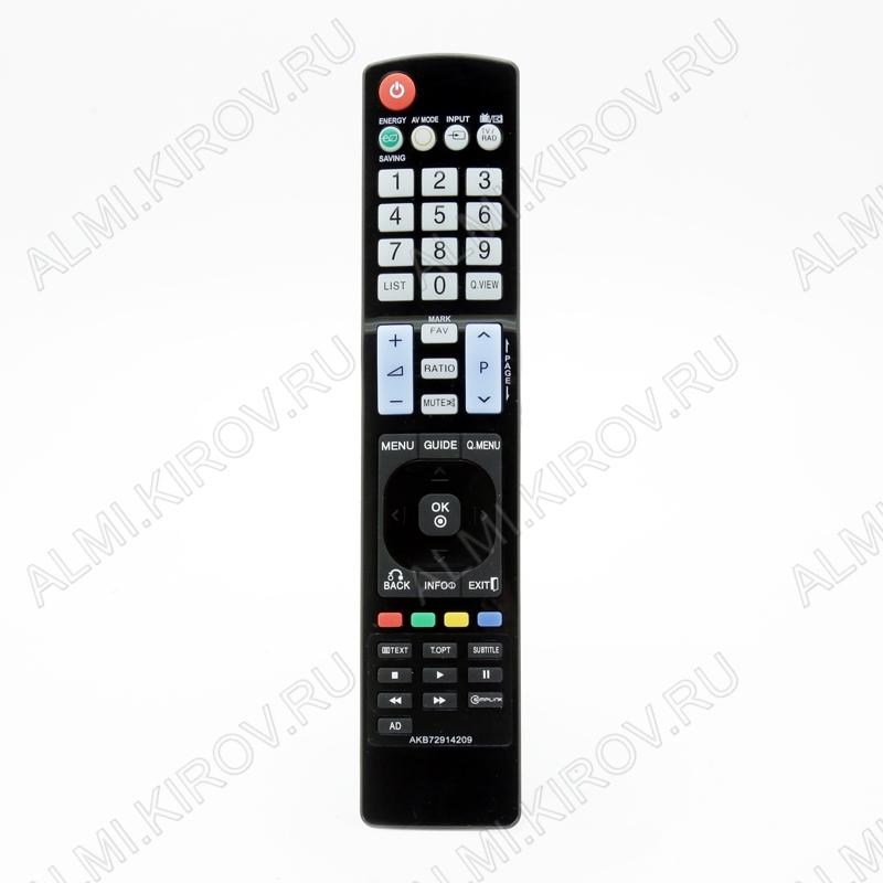 ПДУ для LG/GS AKB72914209 LCDTV