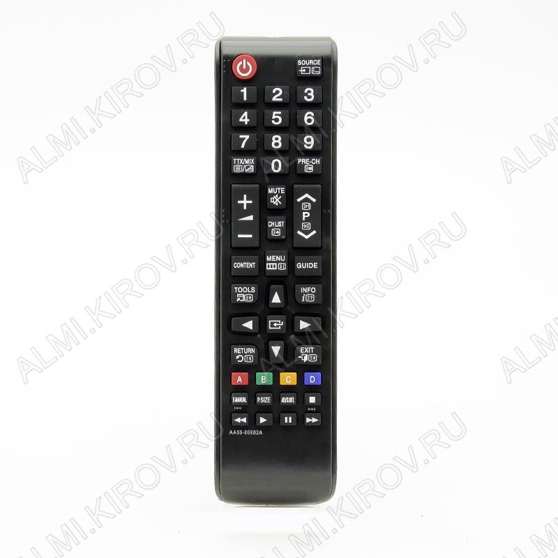 ПДУ для SAMSUNG AA59-00602A LCDTV