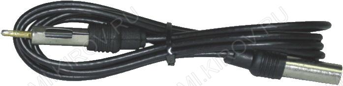 Удлинитель автомобильной антенны 5 м (толстый кабель)