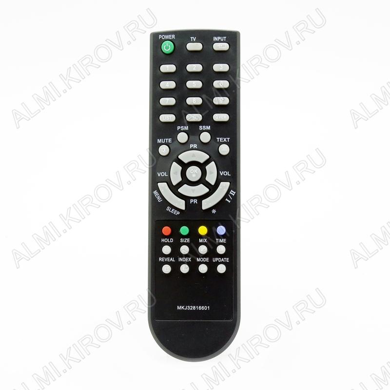 ПДУ для LG/GS MKJ32816601 LCDTV
