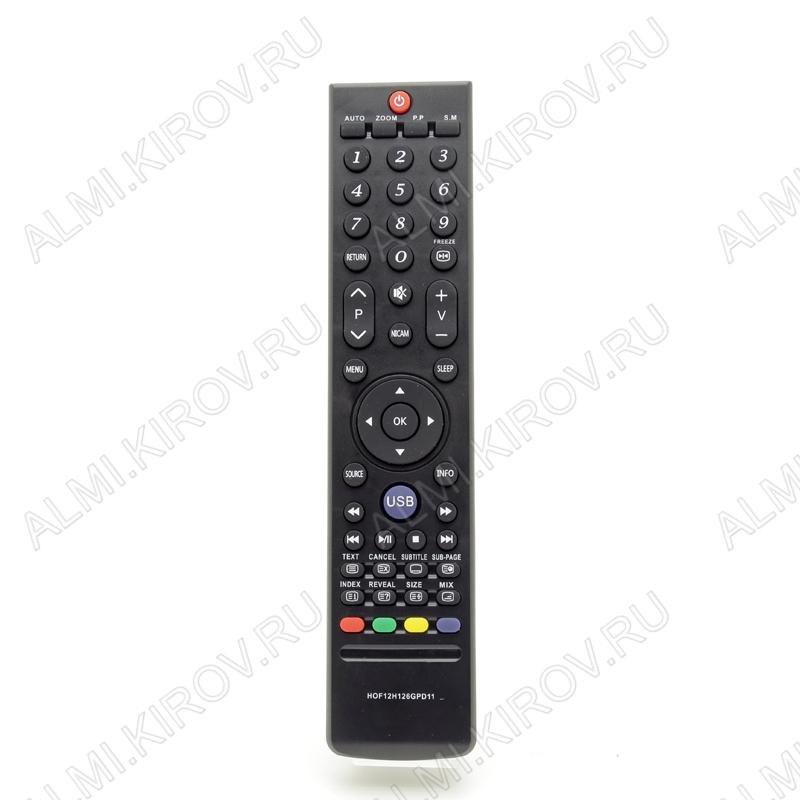 ПДУ для SUPRA HOF12H126GPD11 (STV-LC2485FL) LCDTV