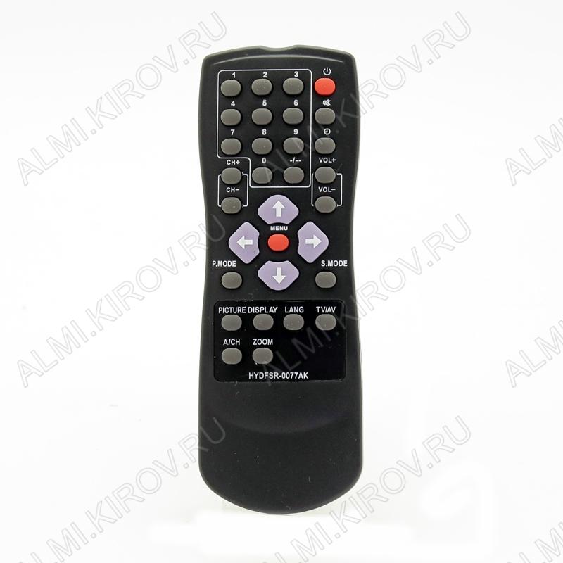 ПДУ для AKIRA HYDFSR-0077AK TV
