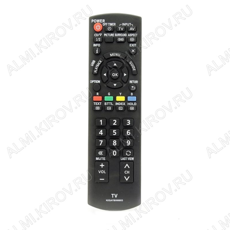 ПДУ для PANASONIC N2QAYB000803 LCDTV