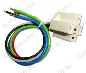 Колодка реле КР5 с проводами