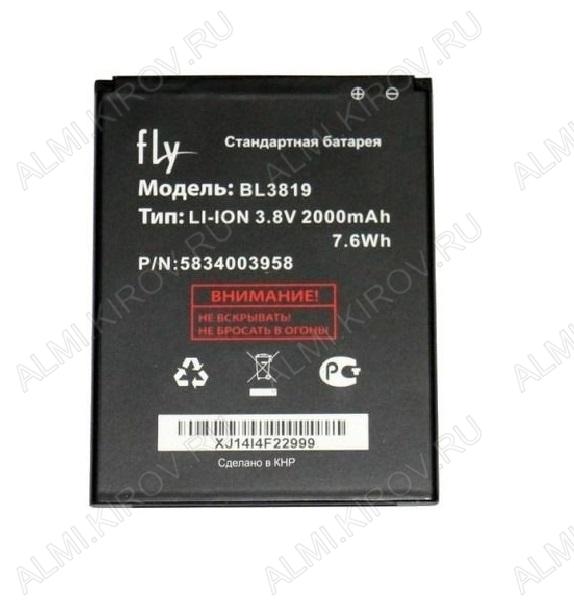 АКБ для Fly iQ4514 Quad EVO Tech4 Orig