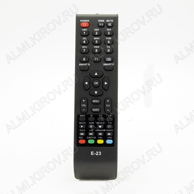ПДУ для HORIZONT RC-E23 LCDTV