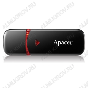 Карта Flash USB 4 Gb (AH333 Black) USB 2.0