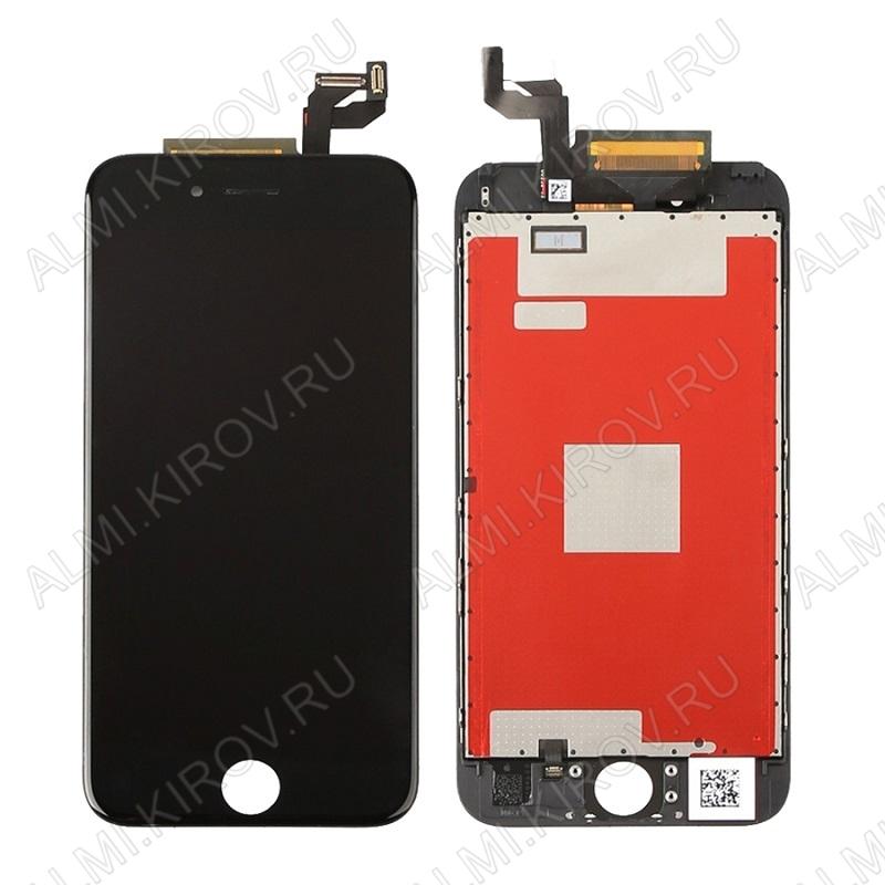 Дисплей для iPhone 6S Plus + тачскрин черный