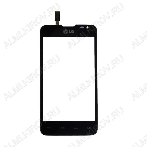 ТачСкрин для LG D285 (L65) черный