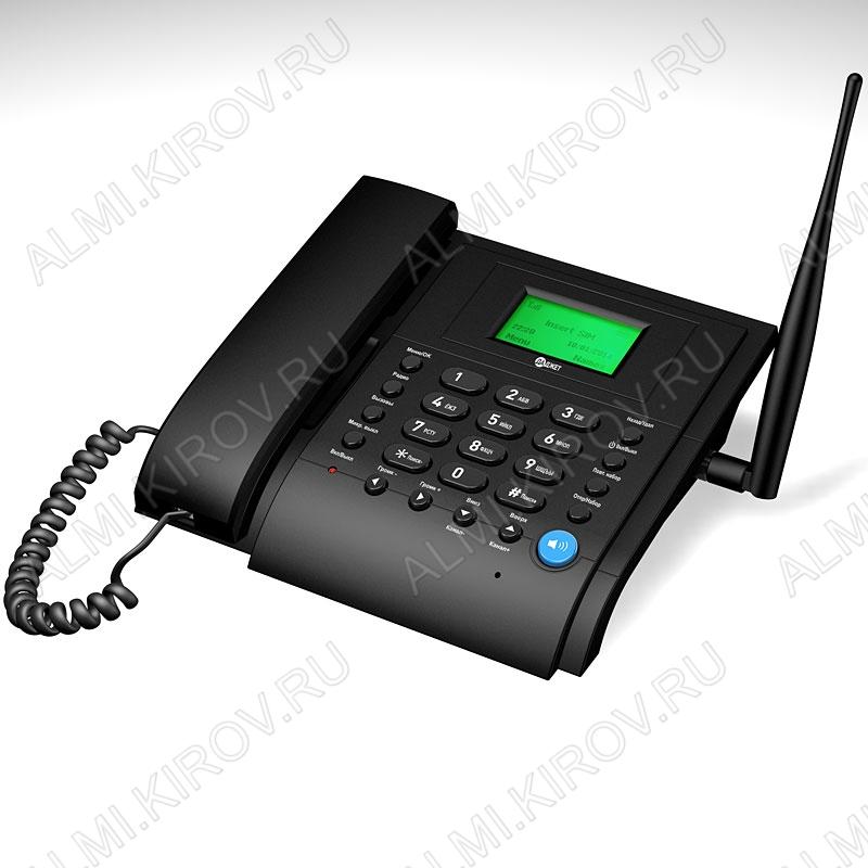 Стационарный сотовый телефон KIT MT3020B черный
