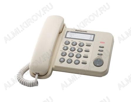 Телефон KX-TS2352RUW белый