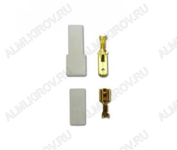 Комплект колодок КСГШ1/(KE3201+KD3101) с 1 контактом
