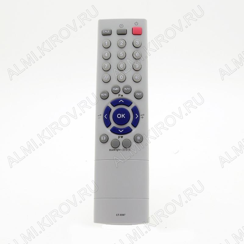ПДУ для TOSHIBA CT-8007 LCDTV