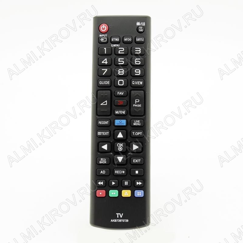 ПДУ для LG/GS AKB73975729 LCDTV