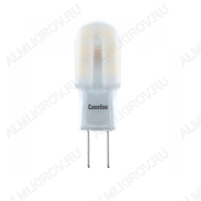 Лампа светодиодная (L179) 12В/1,5Вт/G4/4500K(дневной белый)/120Lm/ LED1.5-JC/845/G4;