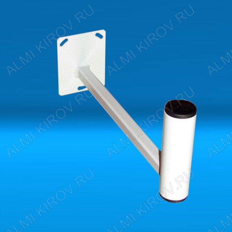 Кронштейн KS-240 стеновой для крепления антенн Вылет от стены 240 мм; труба 32 мм